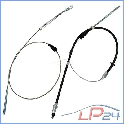 Cable Frein a main freinage arriere pour Opel Opel Corsa C Tigra B Coupe 522449