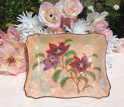 """Royal Doulton Display Plate Hand Painted """"magnella Design"""" D6298"""