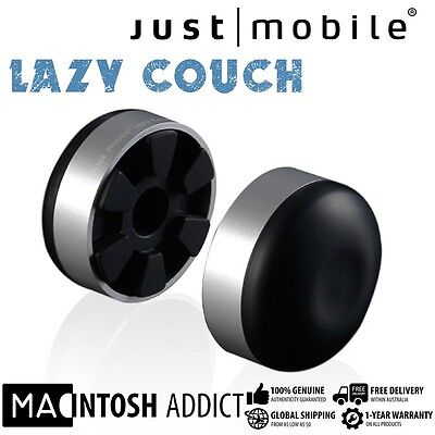Just Mobile Lazy Couch Portable Aluminium Cooling Stand For MacBook & PC Laptop