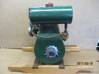 1 1/2 H.P. Clinton Engine Older Restoration  Model 748AR