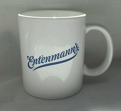 ENTENMANN'S Coffee Mug COLLECTIBLE ADVERTISING Pre-Owned NICE!!