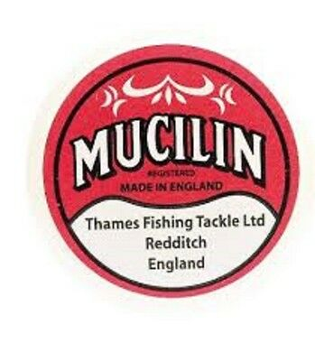 Mucilin A1Solid Red Silicone FLY FISHING