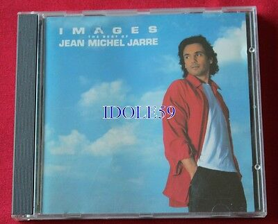 Jean Michel Jarre, images - the best of, CD