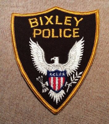 MS Bixley Mississippi Police Patch