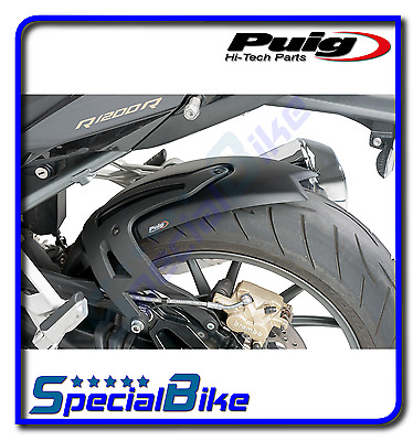 Bmw R 1200 Rs 2015 > Parafango Posteriore Puig Nero Abs
