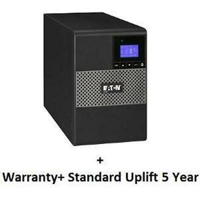 Eaton 5P650Au + Ups Service (Total 5 Years) Bundle Includes: Advance Replacement