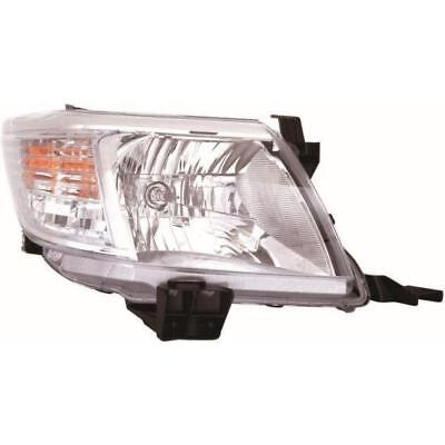 Toyota Hilux 2012 Onwards RH Headlamp, Halogen