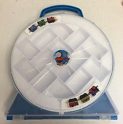 Thomas the Train and Friends Minis Carrying Case Collector's Playwheel