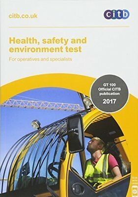 Health Safety and Environme by Construction Industry Training New Paperback Book