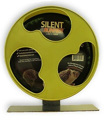 "EN Silent Runner 12"" WIDE wheel and/or accessories - Hedgehog/Rat/Sugar Gliders"