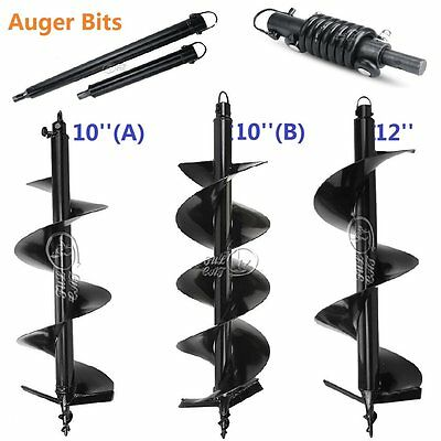 Auger Bits Shock Absorber Extension Gas Power Post Hole Digger Replacement Kits