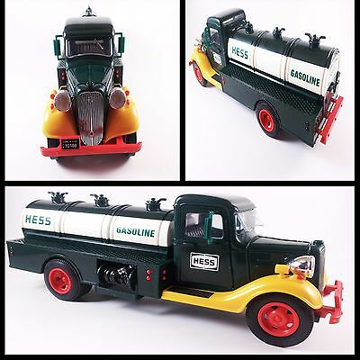 Vintage The First Hess Truck 1982 Collectible Toy In Original Box