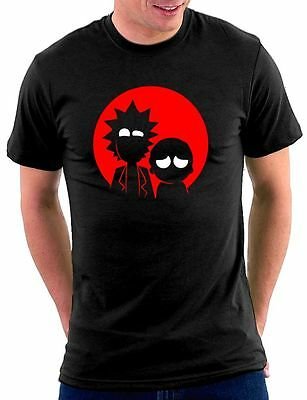 T-shirt ohne Rick and Morty