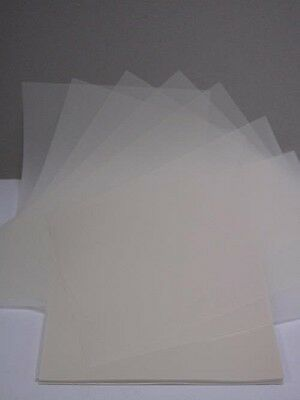 Vellum Translucent Tracing Paper 200gsm A5 or A6 Cardmaking Scrapbooking Crafts