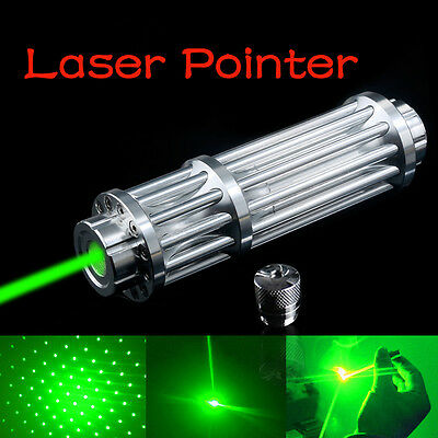 Hot Sale 1mw 532nm Powerful Military Visible Light Beam Green Laser Pointer Pen