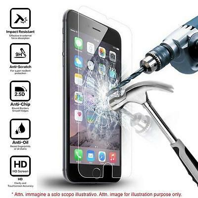 Film Display Glass Tempered Anti Collision Apple Iphone 4 4S