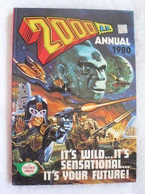 2000AD Annual 1980 - Unclipped - A Fleetway Annual