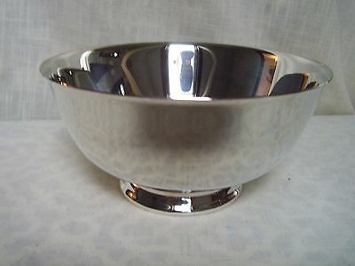 Reed and Barton Paul Revere Silverplate Bowl 104