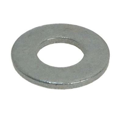Flat Heavy Washer M48 (48mm) x 90mm x 6mm Metric Round HDG Galvanised