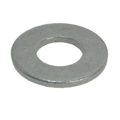 Flat Heavy Washer M10 (10mm) x 22.5mm x 2mm Metric Round HDG Galvanised