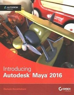 Introducing Autodesk Maya - Autodesk Official P...-NEW-9781119059639 by Derakhsh