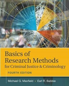 Basics of Research Methods for Criminal Justice...-NEW-9781305261105 by Maxfield