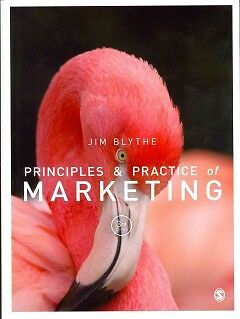 Principles and Practice of Marketing-NEW-9781446274002 by Blythe, Jim