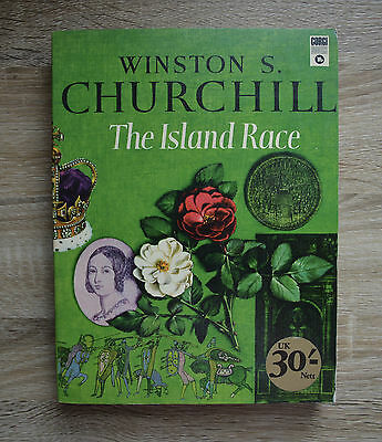 The Island Race by Winston S Churchill 1968
