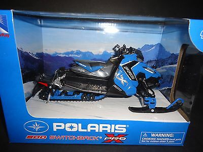 New Ray 57783 Polaris 800 Switchback Model Snowmobile