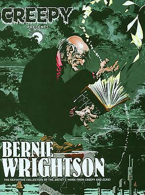 Creepy Presents Bernie Wrightson Hardcover Dark Horse Comics 2011