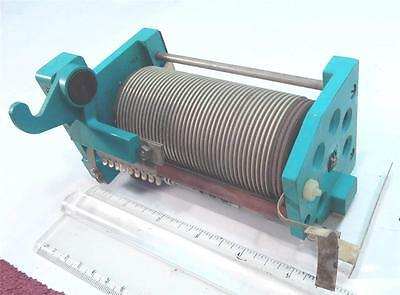 Rf Power Amplifier Variable Roller Inductor Coil 34 Uhy 400 Watts
