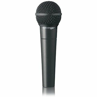 Behringer XM8500 Ultravoice Dynamic Cardioid Vocal Microphone * Brand New