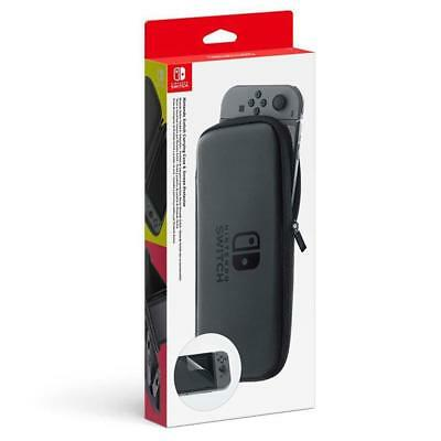 SWI Nintendo Switch Carrying Case & Screen Protector Genuine Australian Stock
