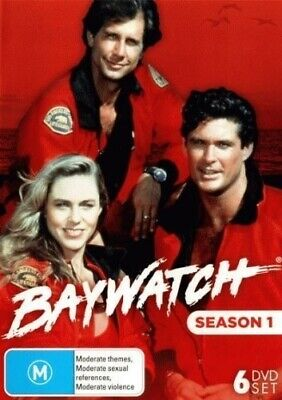 Baywatch Season 1 [New DVD] Australia - Import, NTSC Region 0