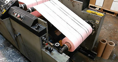 """DIDDE 860 Web Press, 17"""" 4 colors, 17.5 wide, 1986 $15000USD comes with $10,000"""