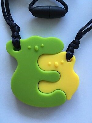 BPA-Free Silicone Baby Teething Beads Koala Mom Breastfeeding Pendant Pacifier