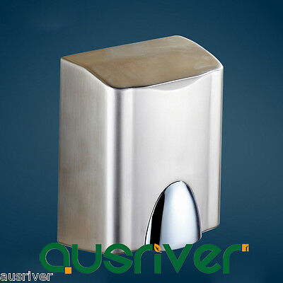 1400W Zinc-aluminum Alloy Wall Mounted Automatic Hand Dryer Washroom