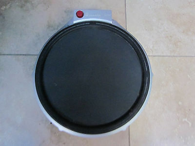 Yamaha TP120SD 12 Inch 3-Zone 12 Inch 3-Zone Electronic Drum Pad