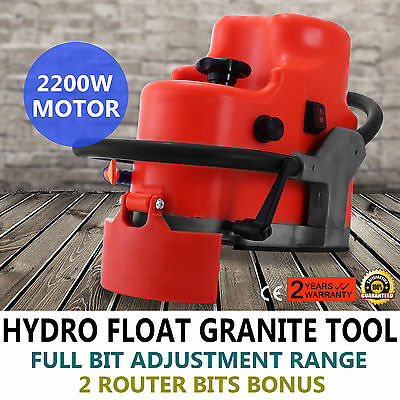 Granite Marble Router Profile Edge Grinding Low Noise Chamfering Convenient