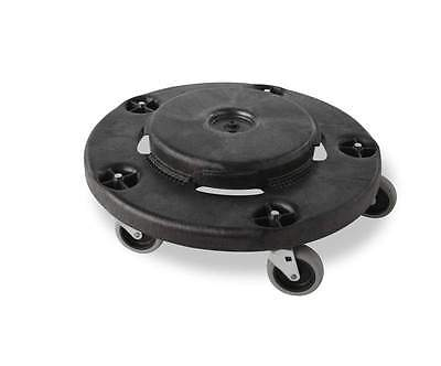 Rubbermaid Brute Round Dolly - Black