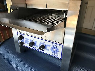 Belleco - JT2 HC- Countertop Conveyor Toaster