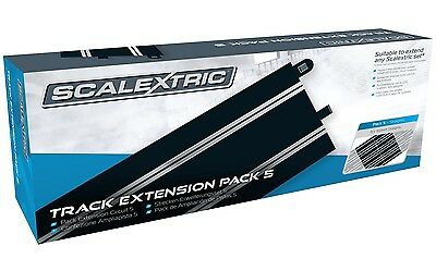 Scalextric C8554, Scalextric Track Extension Pack 5