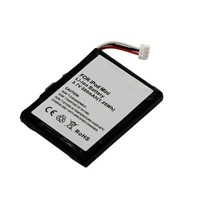 Batterie pour Apple iPod mini 1 Gen. iPod mini 2 Gen. A1051 (500mAh) EC003,EC007