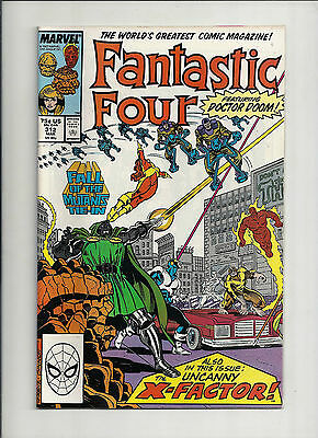 Fantastic Four  #312 NM High Grade
