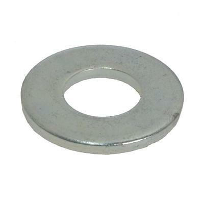 Flat Washer M8 (8mm) x 19mm x 1.6mm Metric Round Steel Zinc Plated