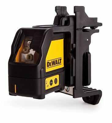 Dewalt 2 Way Self-Levelling Ultra Bright Cross Line Laser - DW088K