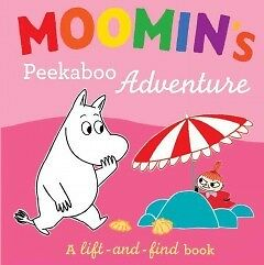 Moomin's Peekaboo Adventure - A Lift-and-Find Book-NEW-9780141367859 by Jansson,