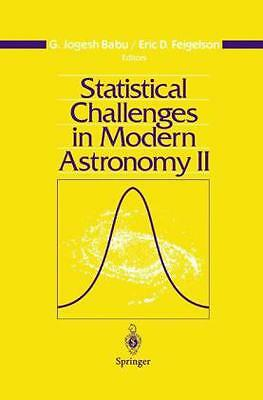 Statistical Challenges in Modern Astronomy II. ...-NEW-9780387982038 by Babu, Gu
