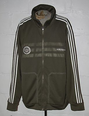 ADIDAS MUHAMMAD ALI The Greatest of All Time Mens M Full Zip