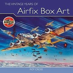 The Vintage Years of Airfix Box Art-NEW-9781847970763 by Cross, Roy